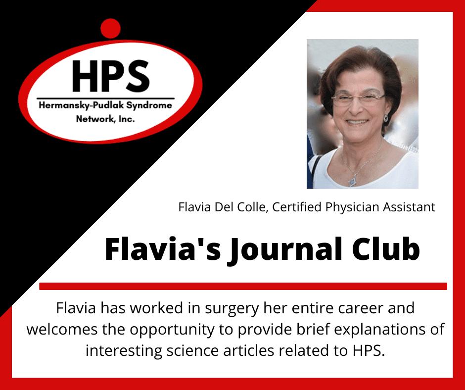 Flavia's Journal Club