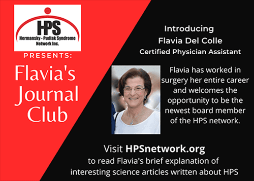 Flavia's Journal Club